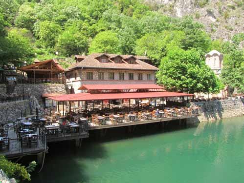 Restaurant Matka