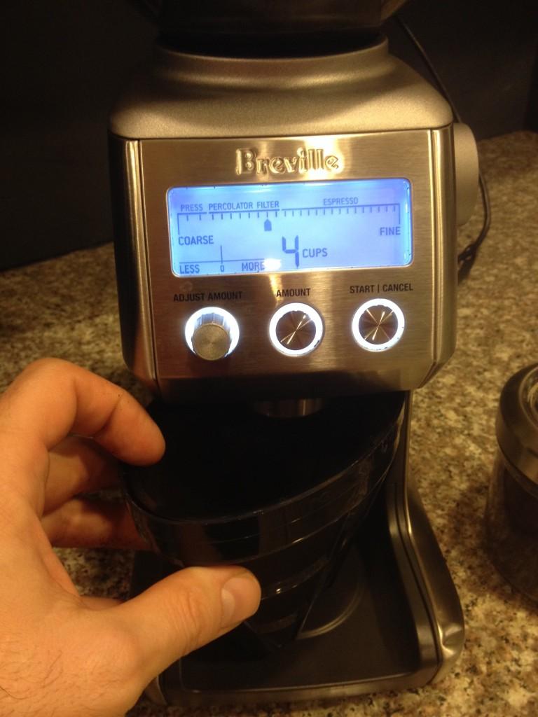 best coffee grinder under $200