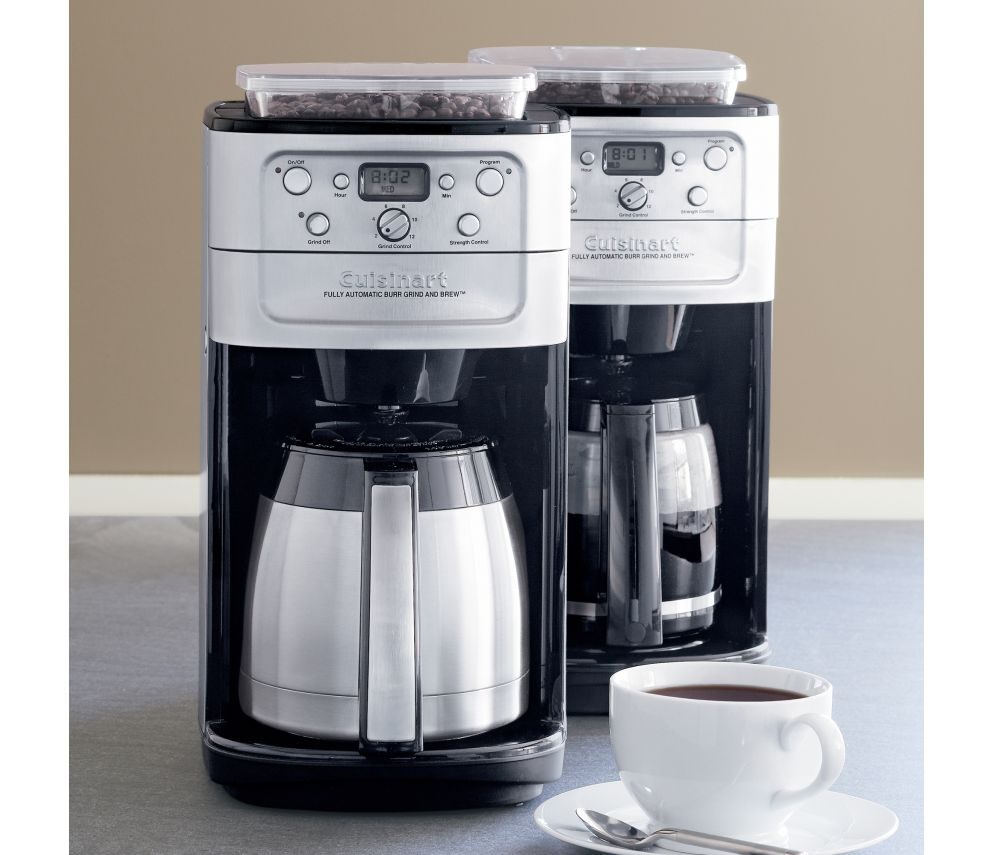 cuisinart grind and brew review