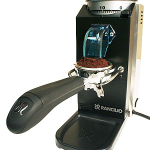 Great home grinder with the Rancilio Rocky