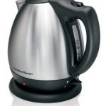 Hamilton Beach 40870 Cordless Electric Coffee And Tea Kettle Review
