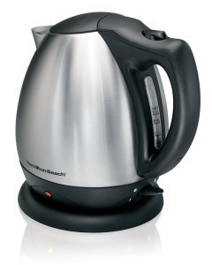 hamilton beach 40870 coffee and tea electric hot water kettle