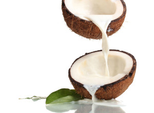 Coconut milk and sex