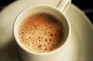 crema on coffee