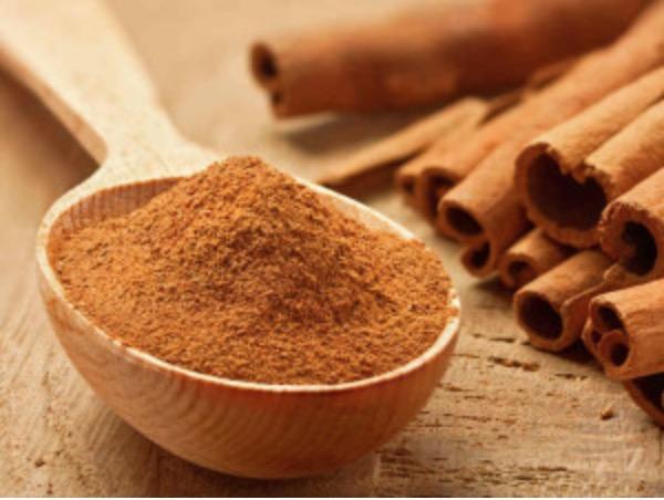raw cinnamon