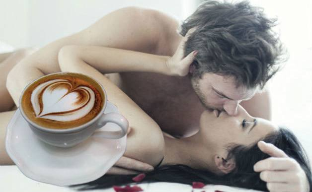 Cofee and sex