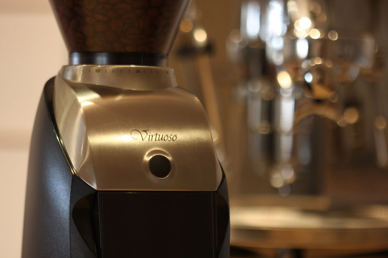 baratza virtuoso espresso grinder