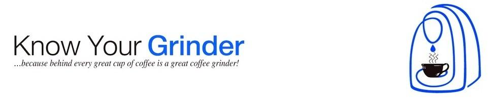 know your grinder logo