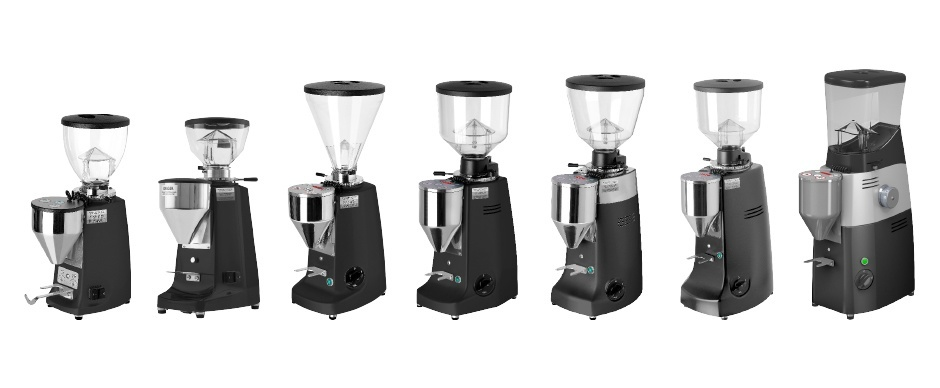 mazzer grinders super jolly mini robur luigi