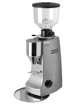 mazzer robur review