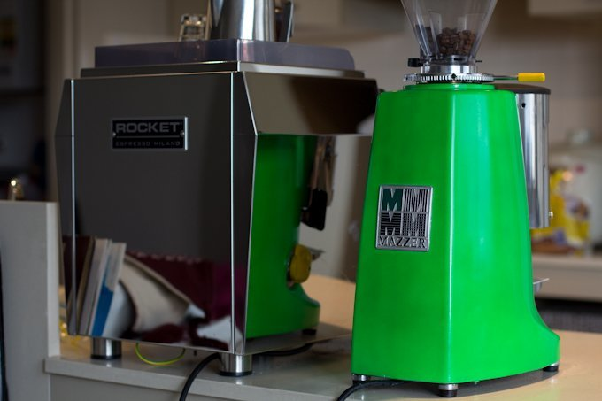 mazzer luigi super jolly review