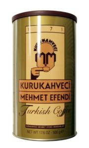 mehmet turkish coffee blend