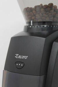 Baratza Encore button