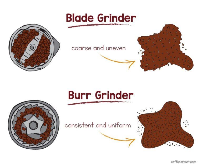 Blade VS Burr Grinder
