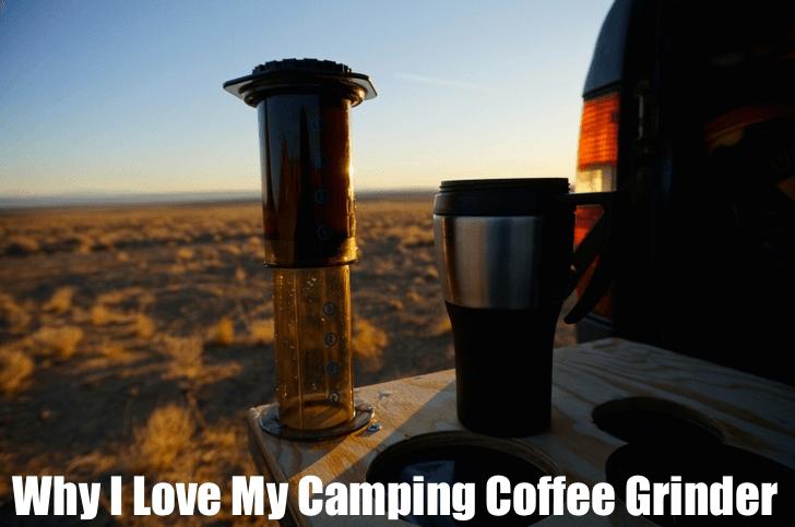 camping coffee grinder