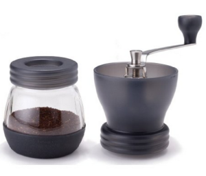 hario skerton setting for v60