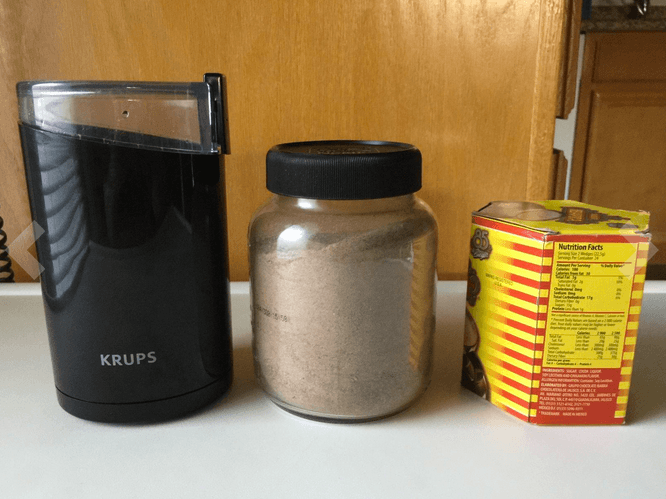 KRUPS F203 Electric Spice and Coffee Grinder with Stainless Steel Blades review