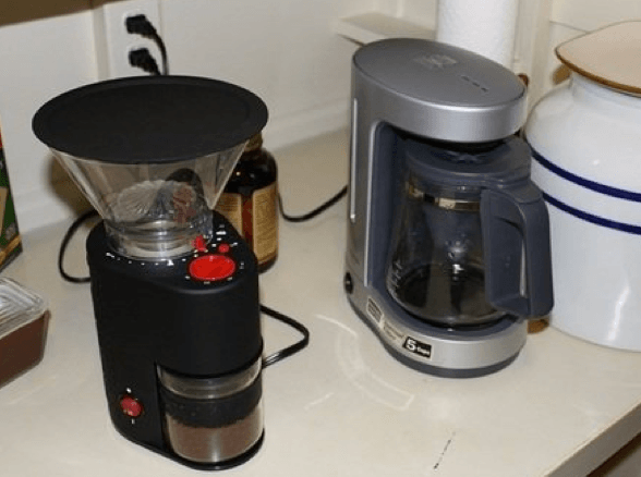 Vacuum Coffee Maker Grind Size : Bodum bistro coffee grinder manual