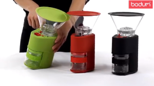 bodum bistro coffee grinder burr review
