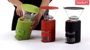 bodum bistro coffee grinder burr review