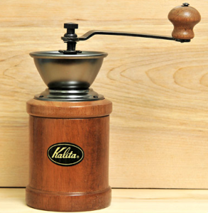 kalita kh-3 retro one coffee grinder mill review