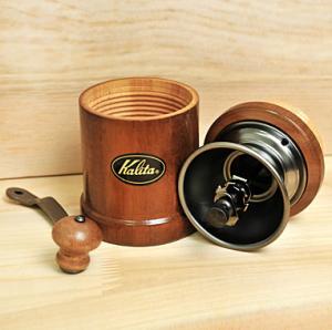 Kalita coffee Mill KH-3 Retro one by Kalita