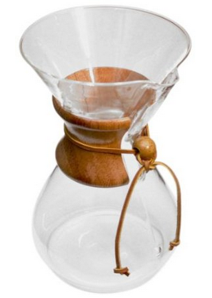 Chemex 10-Cup Classic Series Glass Coffee Maker 3