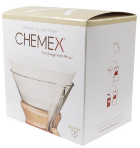 chemex pre folded filters