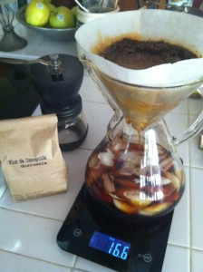 chemex brewing method