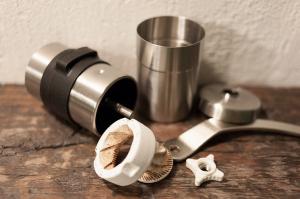 porlex mini conical ceramic burr grinder