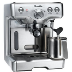Breville 800ESXL Triple-Priming Die-Cast Espresso Machine Review