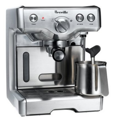 Breville 800ESXL Espresso Machine Review