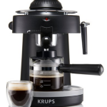 KRUPS XP1000 Steam Espresso Machine Review