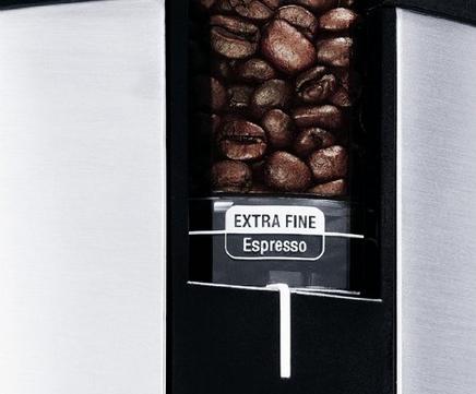 Breville burr coffee grinder 450