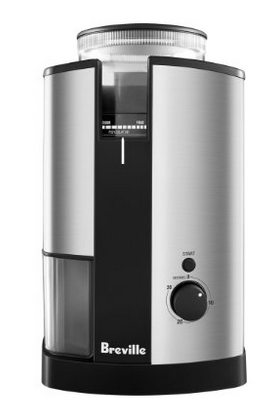 Breville coffee grinder reviews