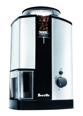 Breville BCG450XL Conical Burr Grinder Review