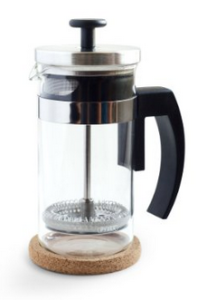 Brillante Small French Press Coffee Maker & Tea Press 2