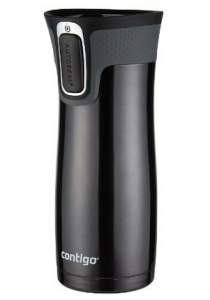 Contigo Autoseal West Loop Stainless Steel Travel Mug with Easy Clean Lid, 16-Ounce