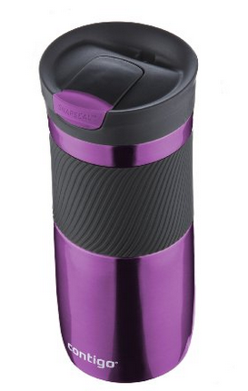 Contigo SnapSeal Vacuum-Insulated Stainless Steel Travel Mug 2