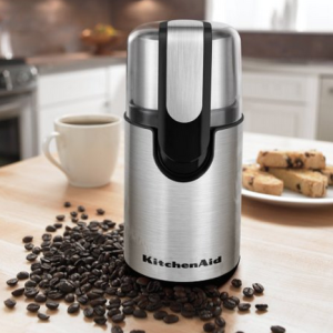 KitchenAid BCG111OB Blade Coffee Grinder 3