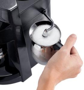 Mr. Coffee ECM160 4-Cup Steam Espresso Machine 1
