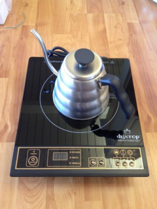 hario v60 gooseneck coffee kettle