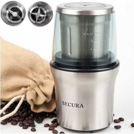 secura blade coffee grinder review