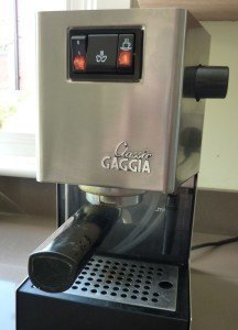 Gaggia-Classic review