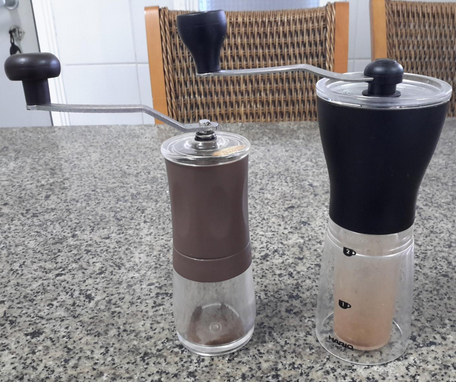 Hario Coffee Mill Slim Grinder, Mini