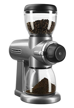 kitchenaid burr grinder review
