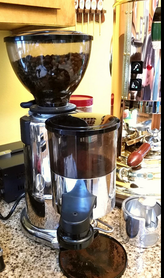 MACAP M4 Stepless Adjustment Espresso Grinder 1