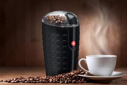 Quiseen One-Touch Blade Electric Coffee Grinder