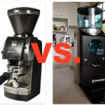 Baratza Vario 886 Vs. Rancilio Rocky SD Comparison Review
