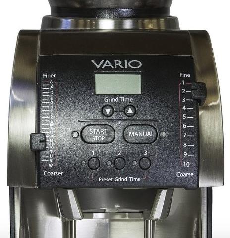 Vario controls